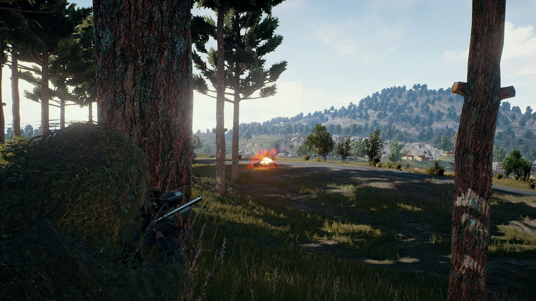 PLAYERUNKNOWN'S BATTLEGROUNDS - 4