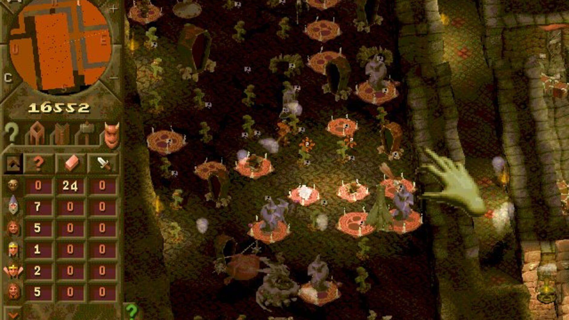Dungeon Keeper - 0