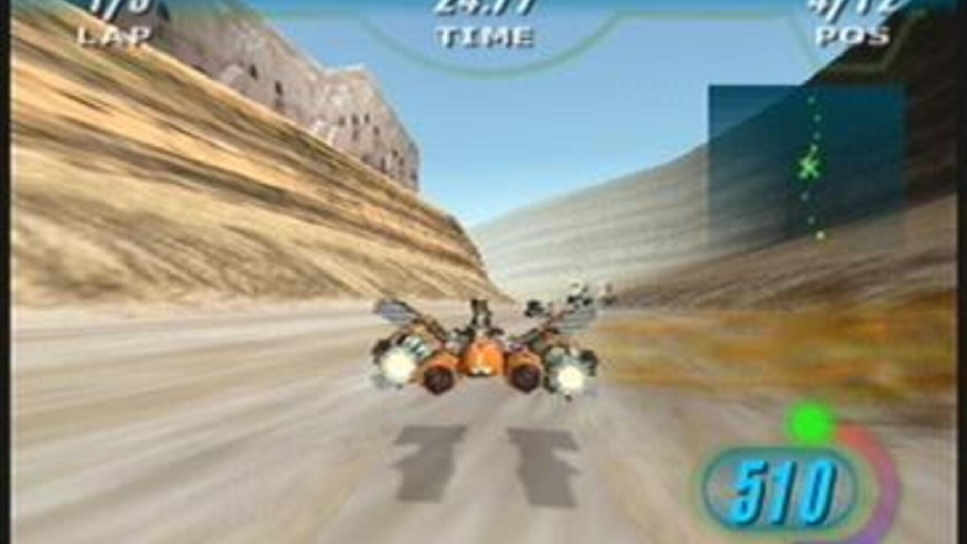 Star Wars: Episode I - Racer - 0