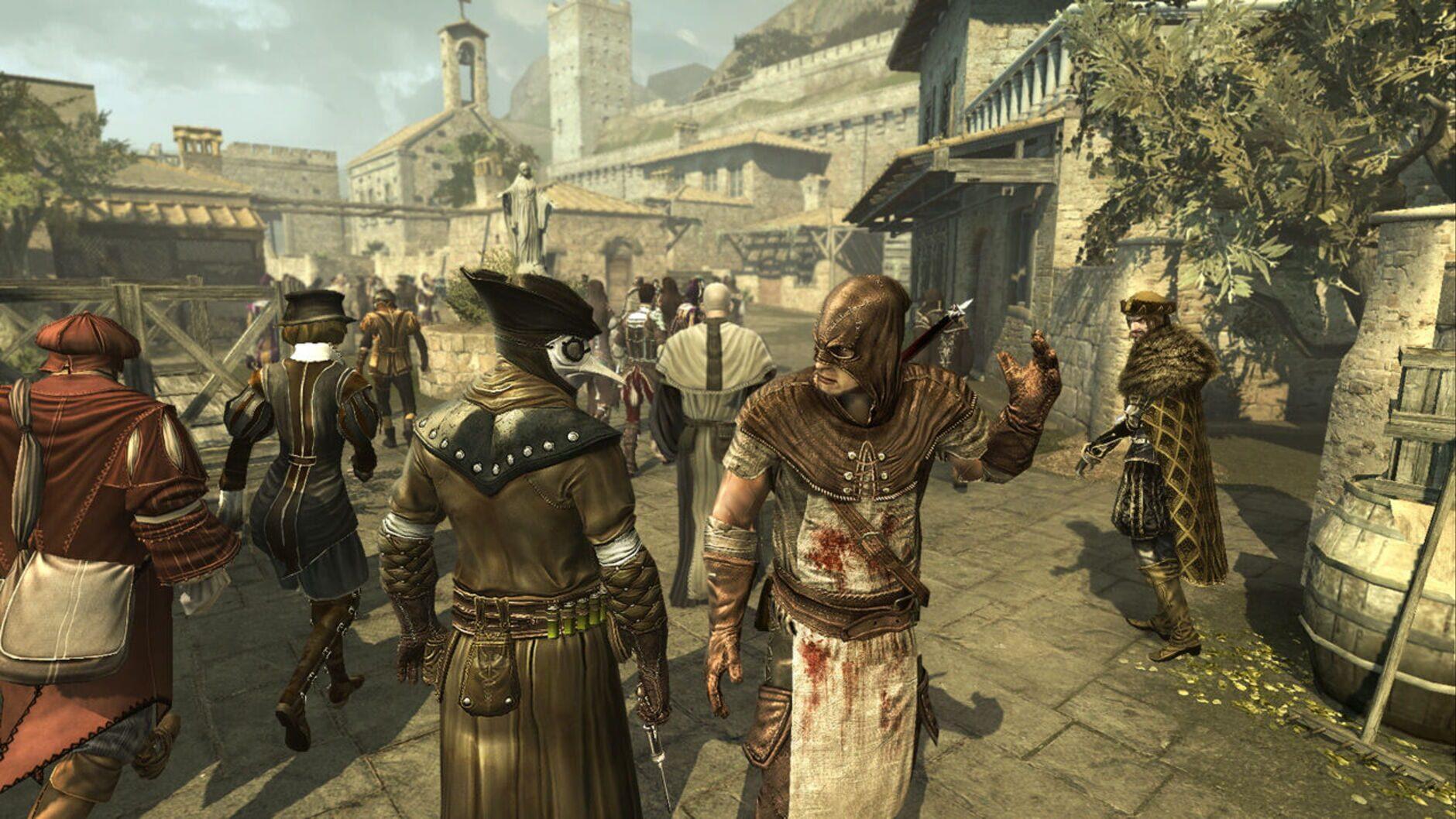 Assassin's Creed: Brotherhood - 0