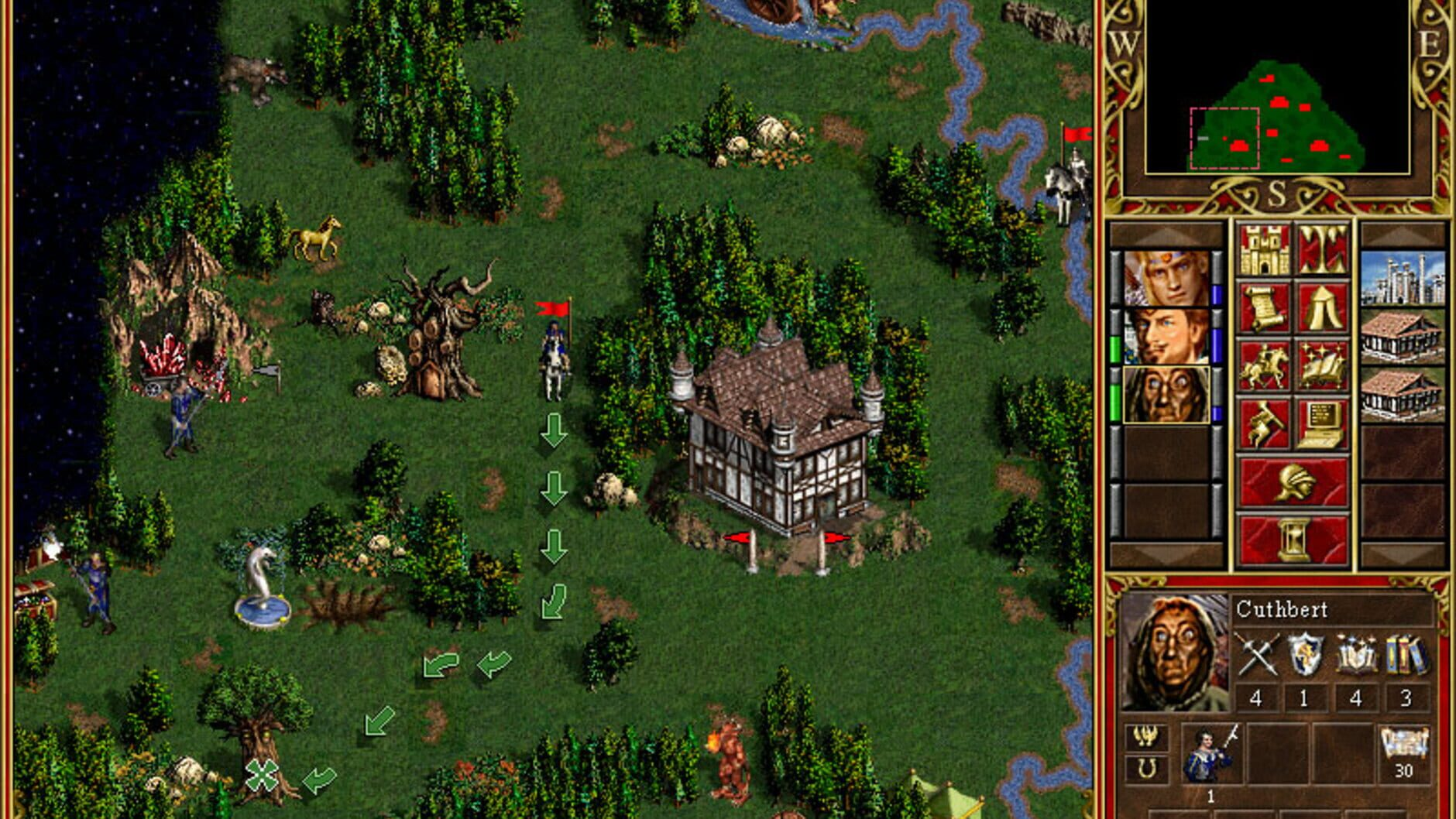 Heroes of Might and Magic III: The Restoration of Erathia - 3