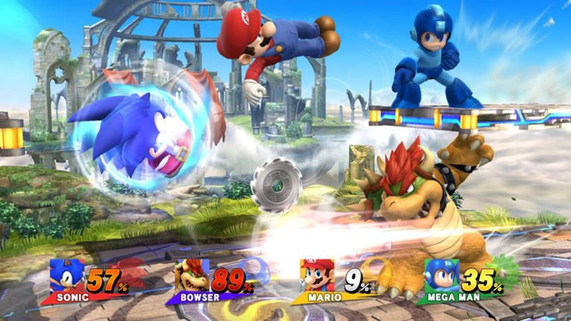 Super Smash Bros. for Wii U - 3
