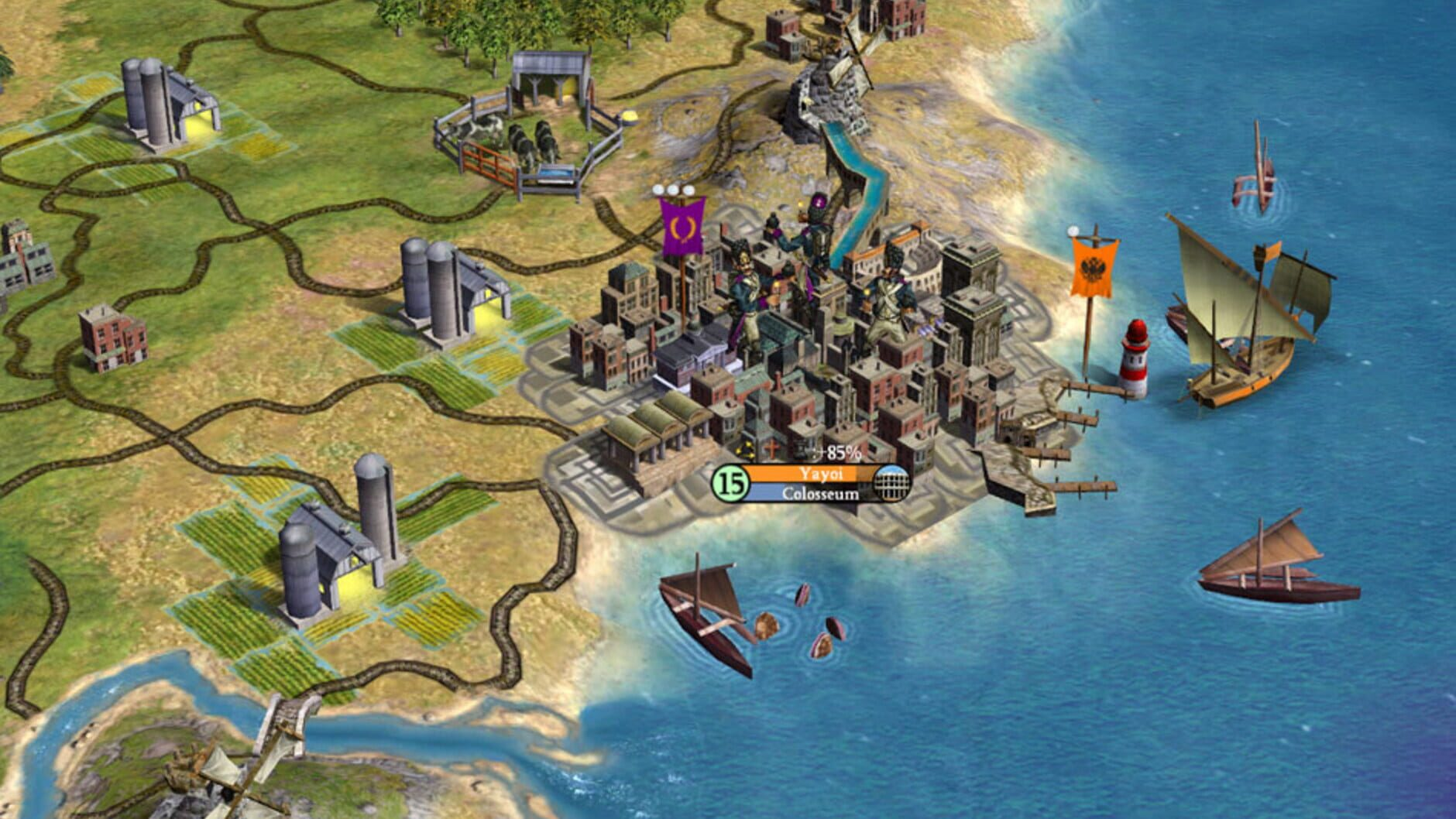Sid Meier's Civilization IV - 1
