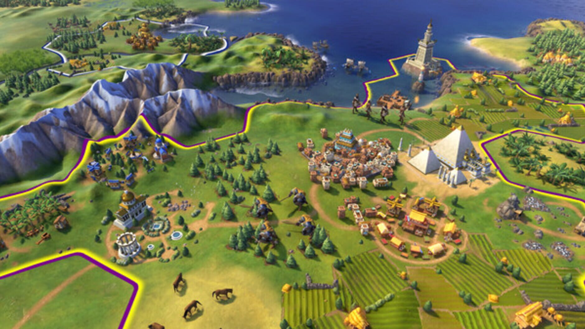 Sid Meier's Civilization VI - 0