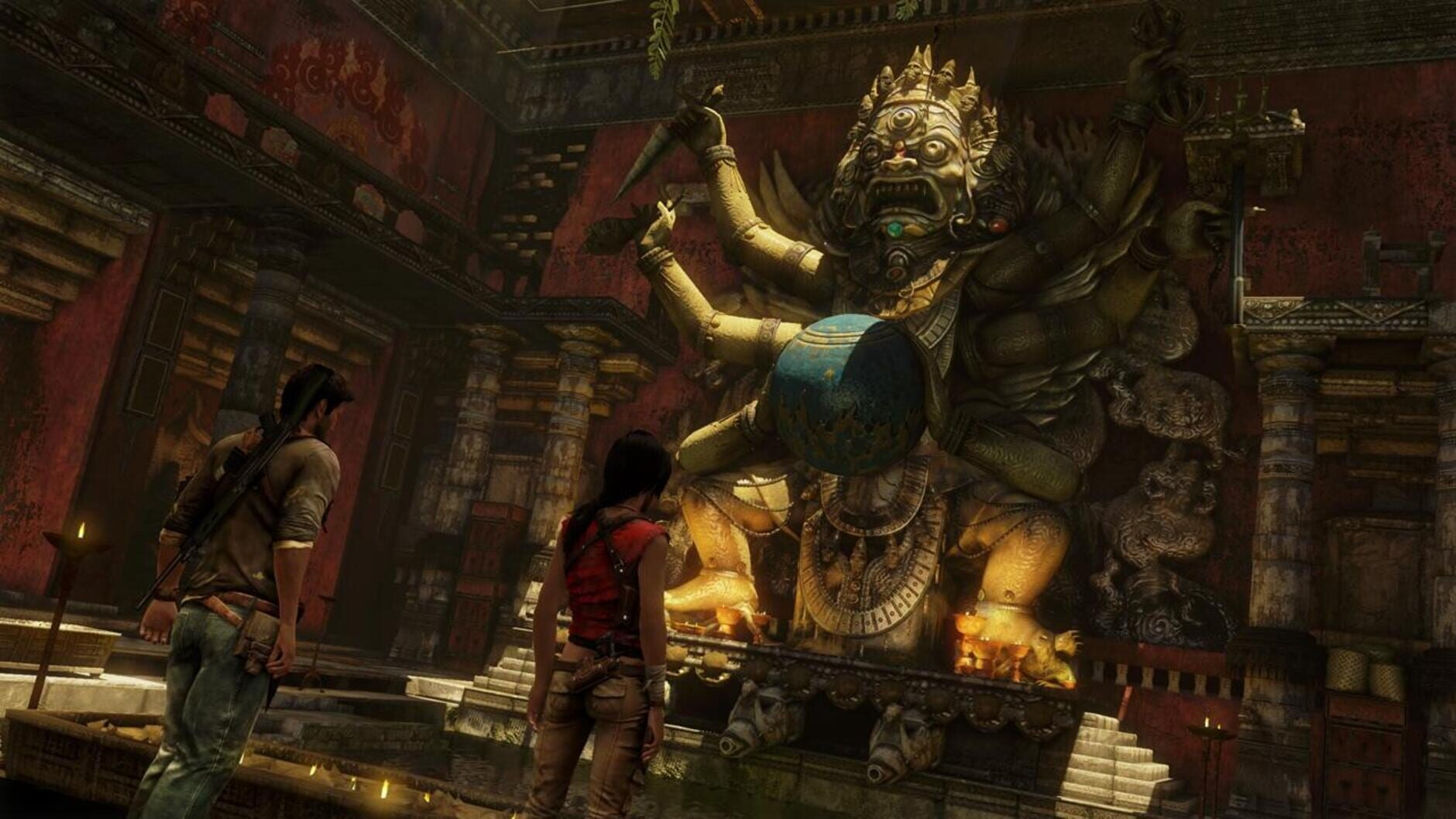 Uncharted 2: Among Thieves - 2