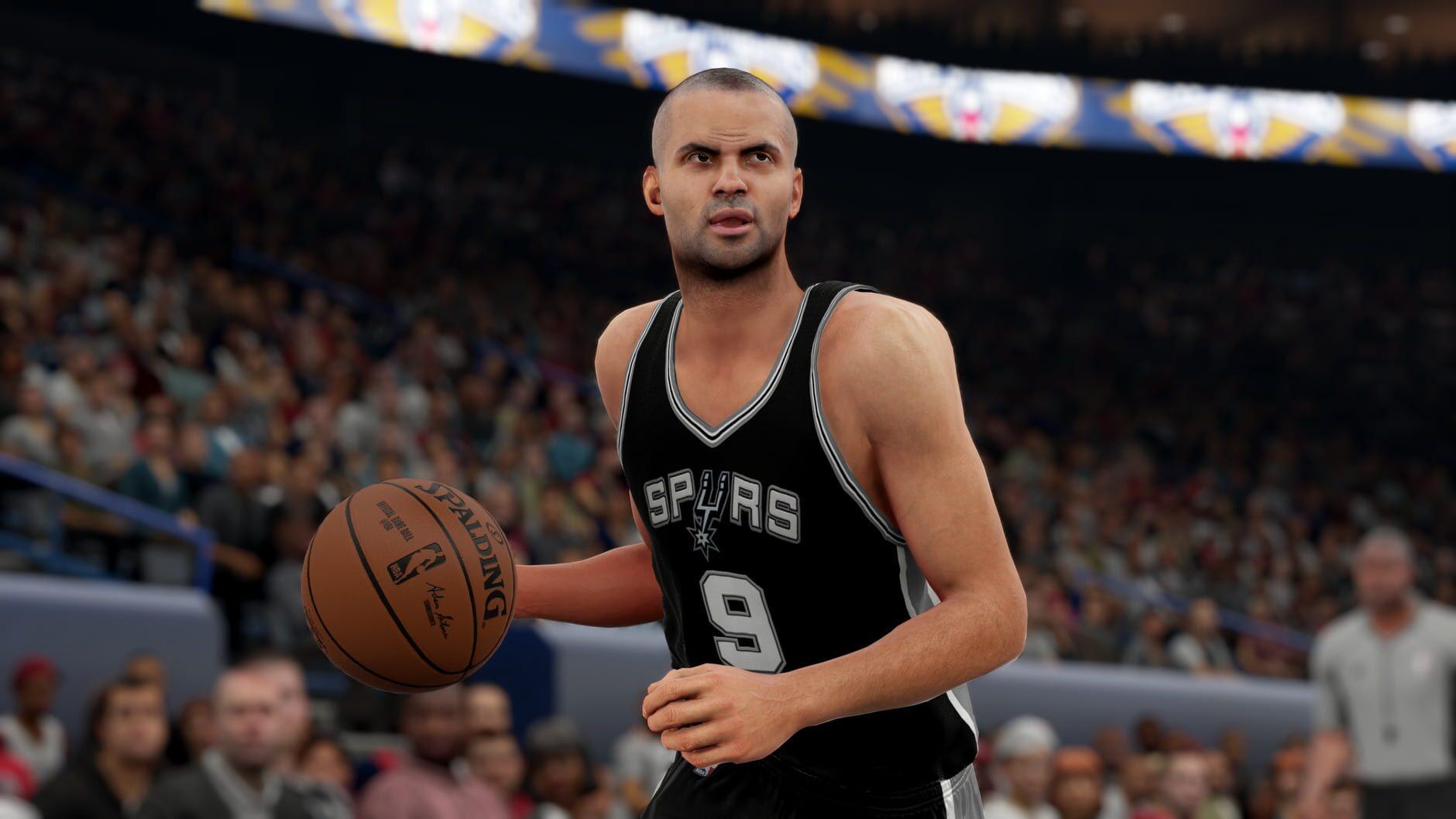 NBA 2K16 - 4