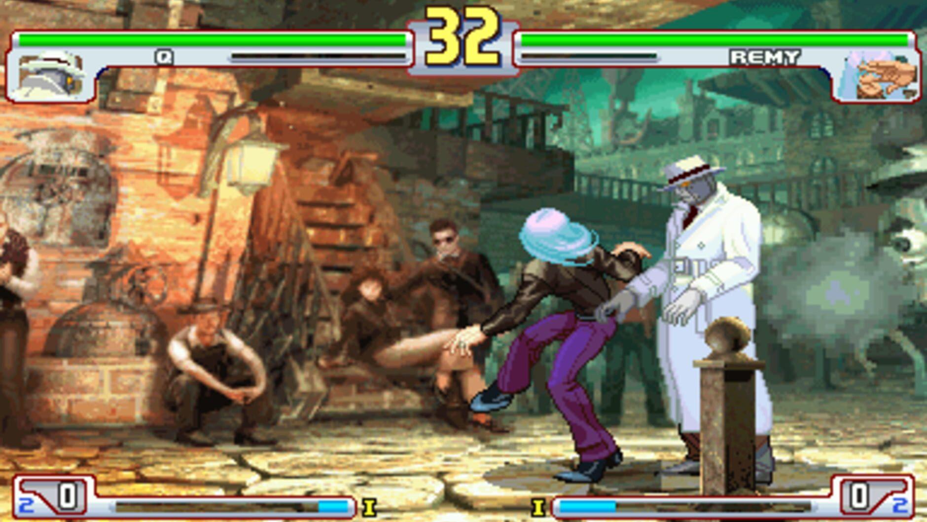 Street Fighter III: 3rd Strike - 0