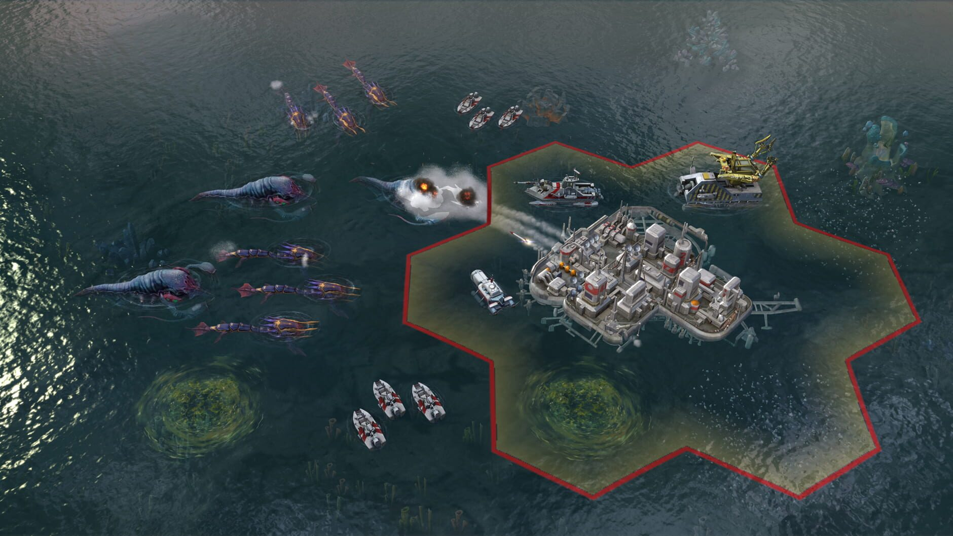 Sid Meier's Civilization: Beyond Earth – Rising Tide - 1