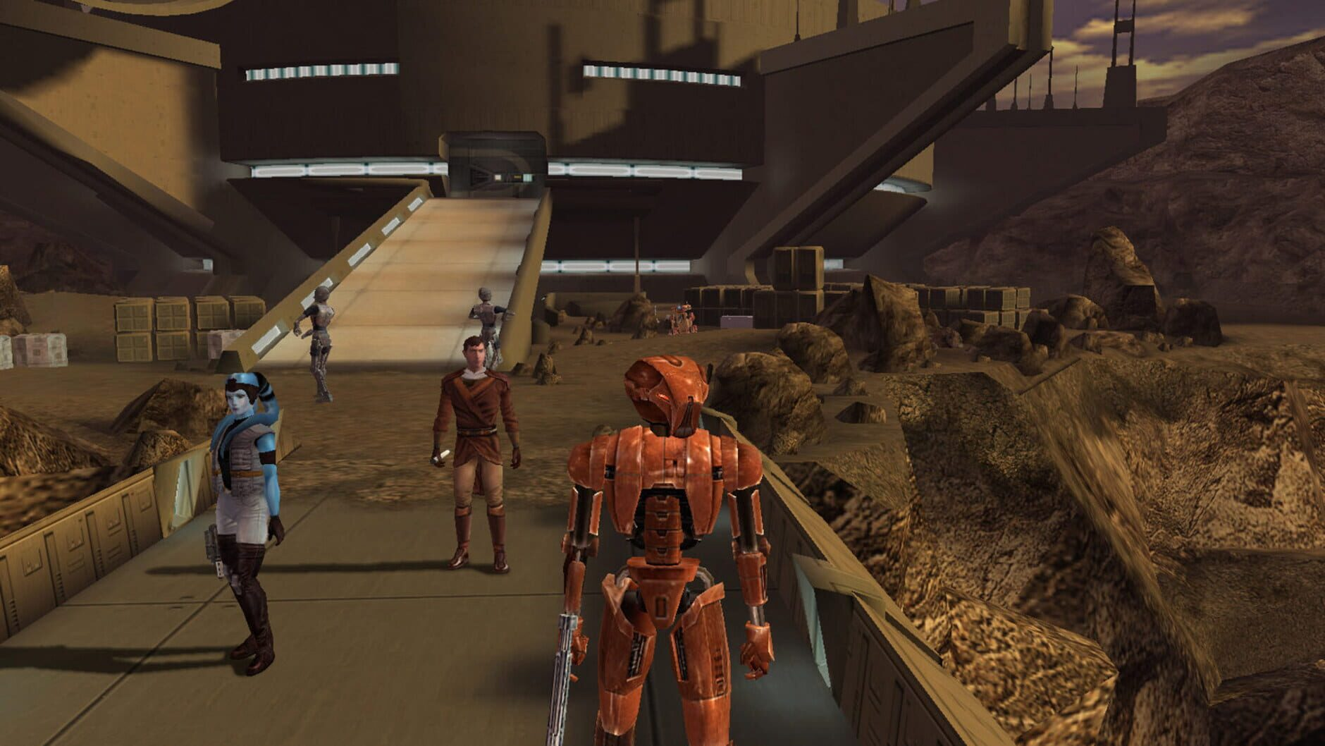 Star Wars: Knights of the Old Republic - 0