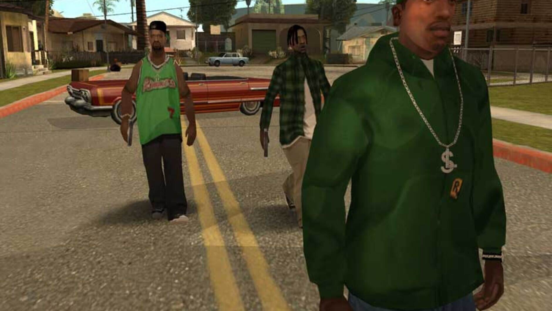 Grand Theft Auto: San Andreas - 2