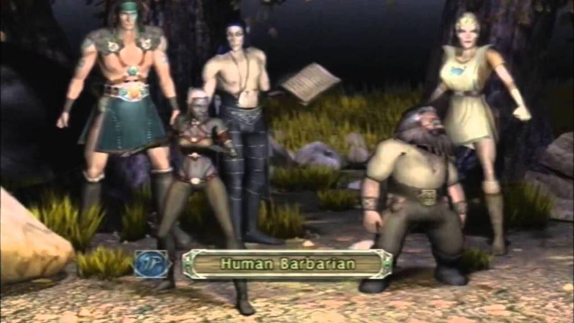 Baldur's Gate: Dark Alliance II - 0