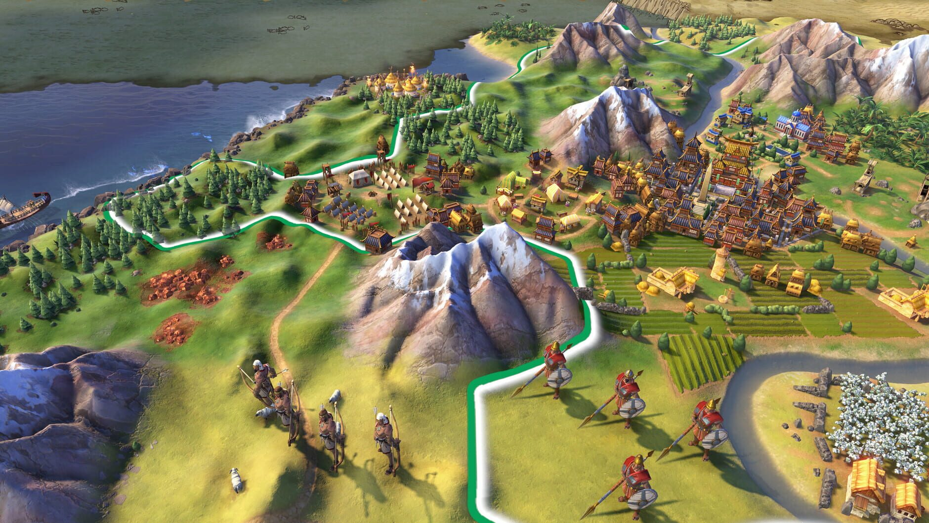 Sid Meier's Civilization VI - 3