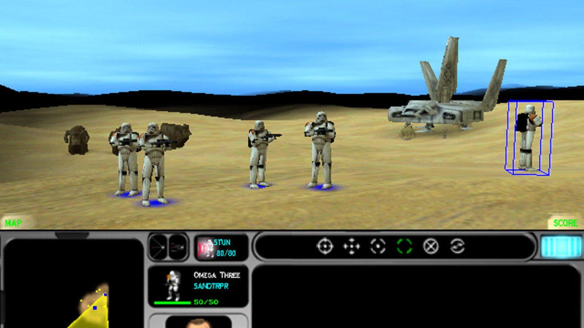 Star Wars: Force Commander - 1