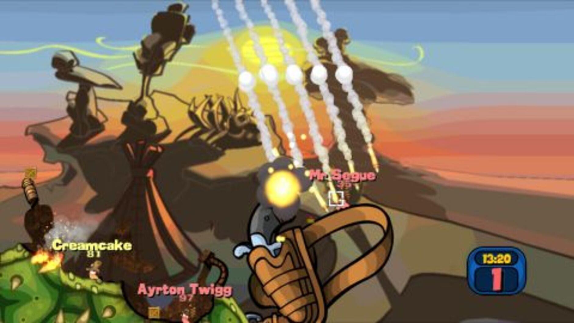 Worms 2: Armageddon - 0