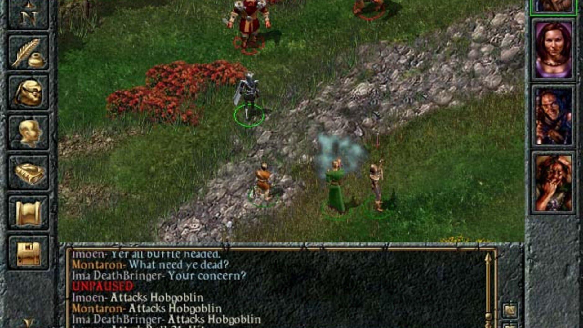 Baldur's Gate - 0