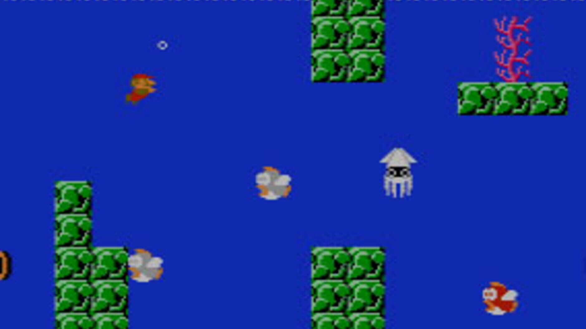 Super Mario Bros. - 0
