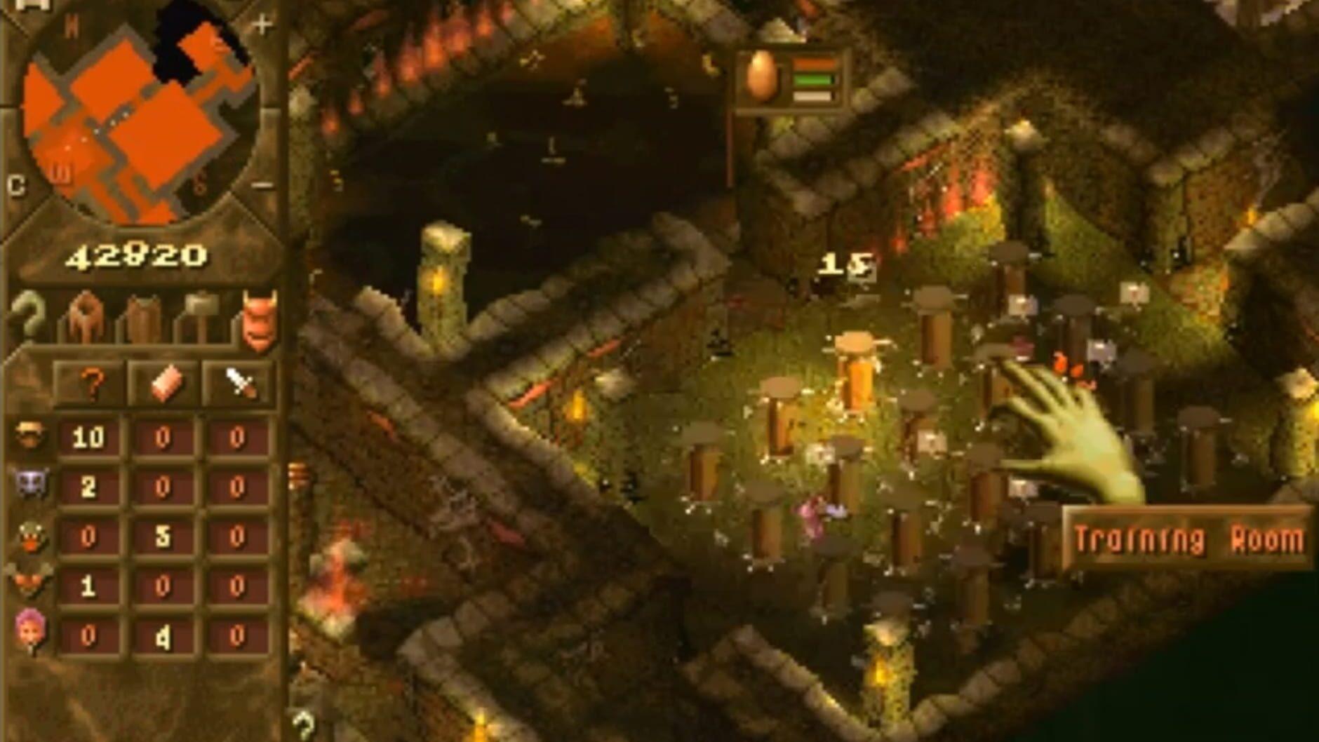Dungeon Keeper - 1
