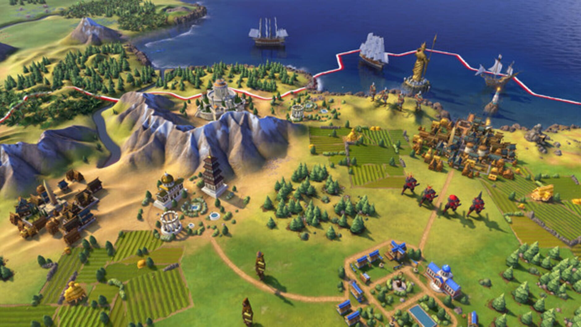 Sid Meier's Civilization VI - 1