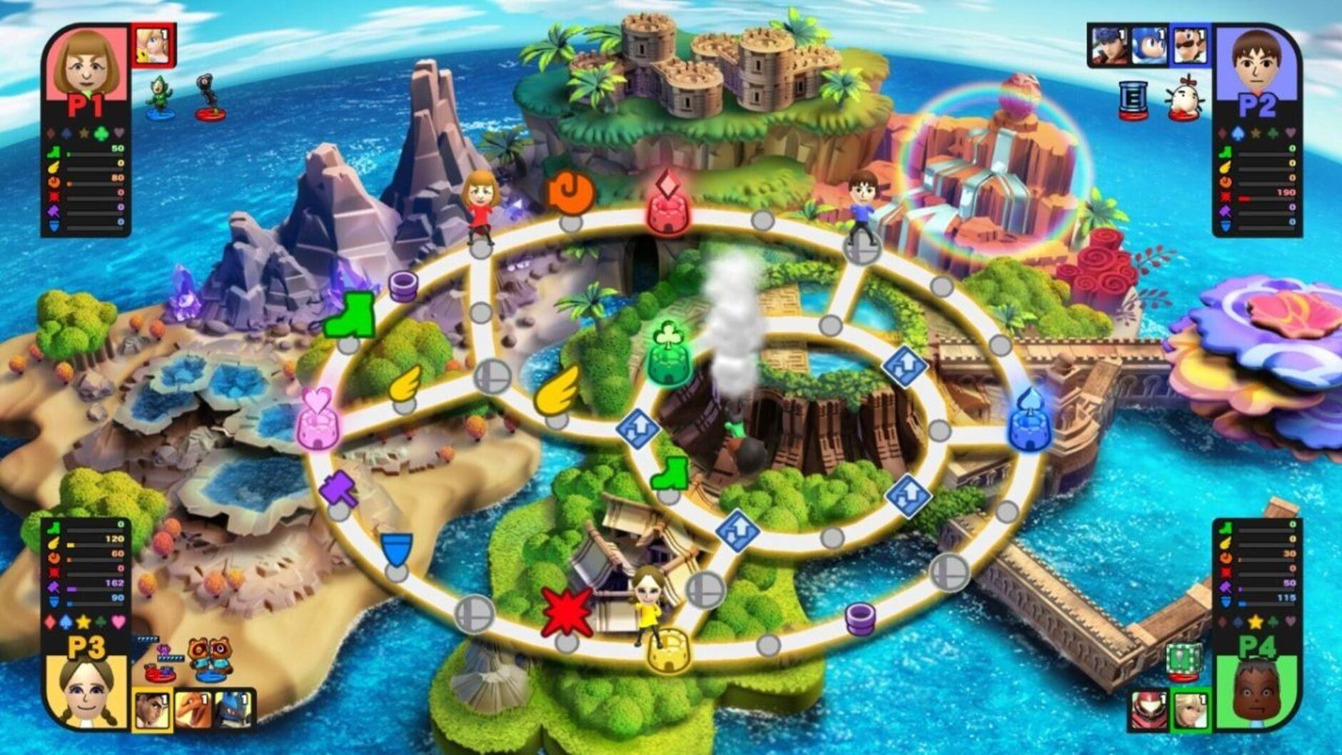 Super Smash Bros. for Wii U - 1