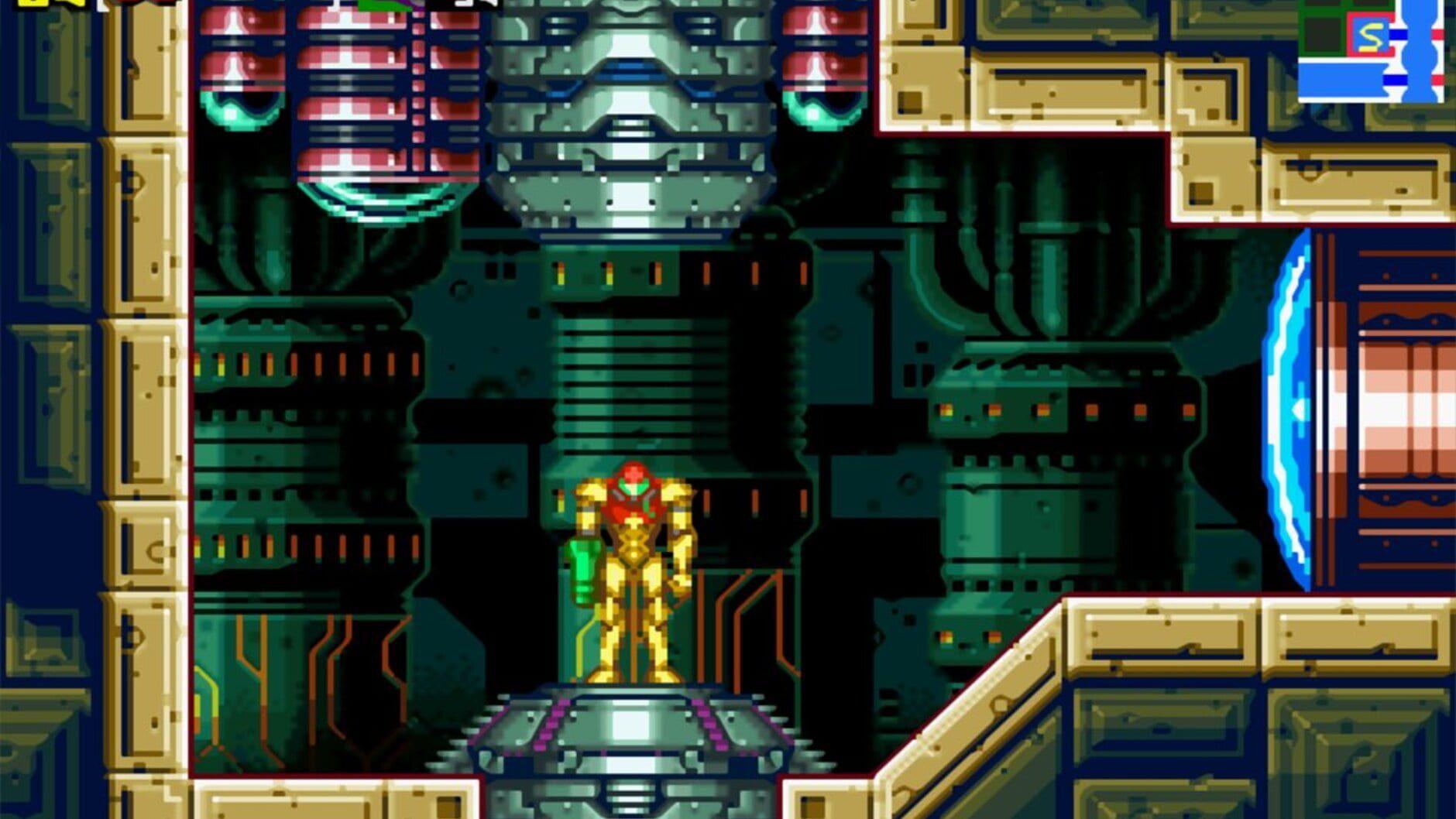 Metroid: Zero Mission - 2