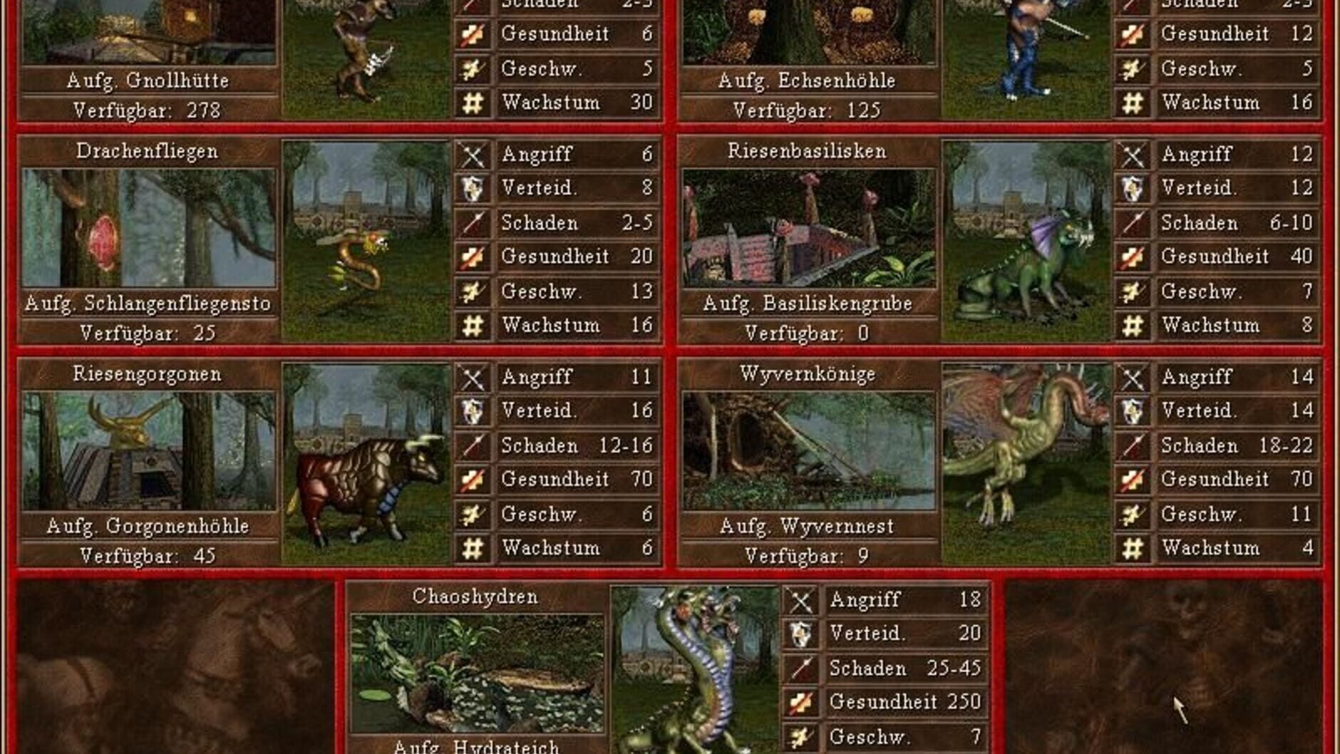 Heroes of Might and Magic III: The Restoration of Erathia - 1