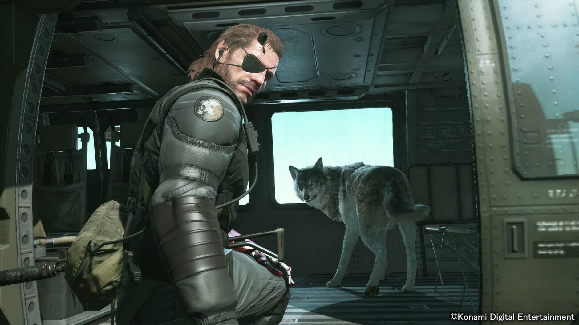 Metal Gear Solid V: The Phantom Pain - 0
