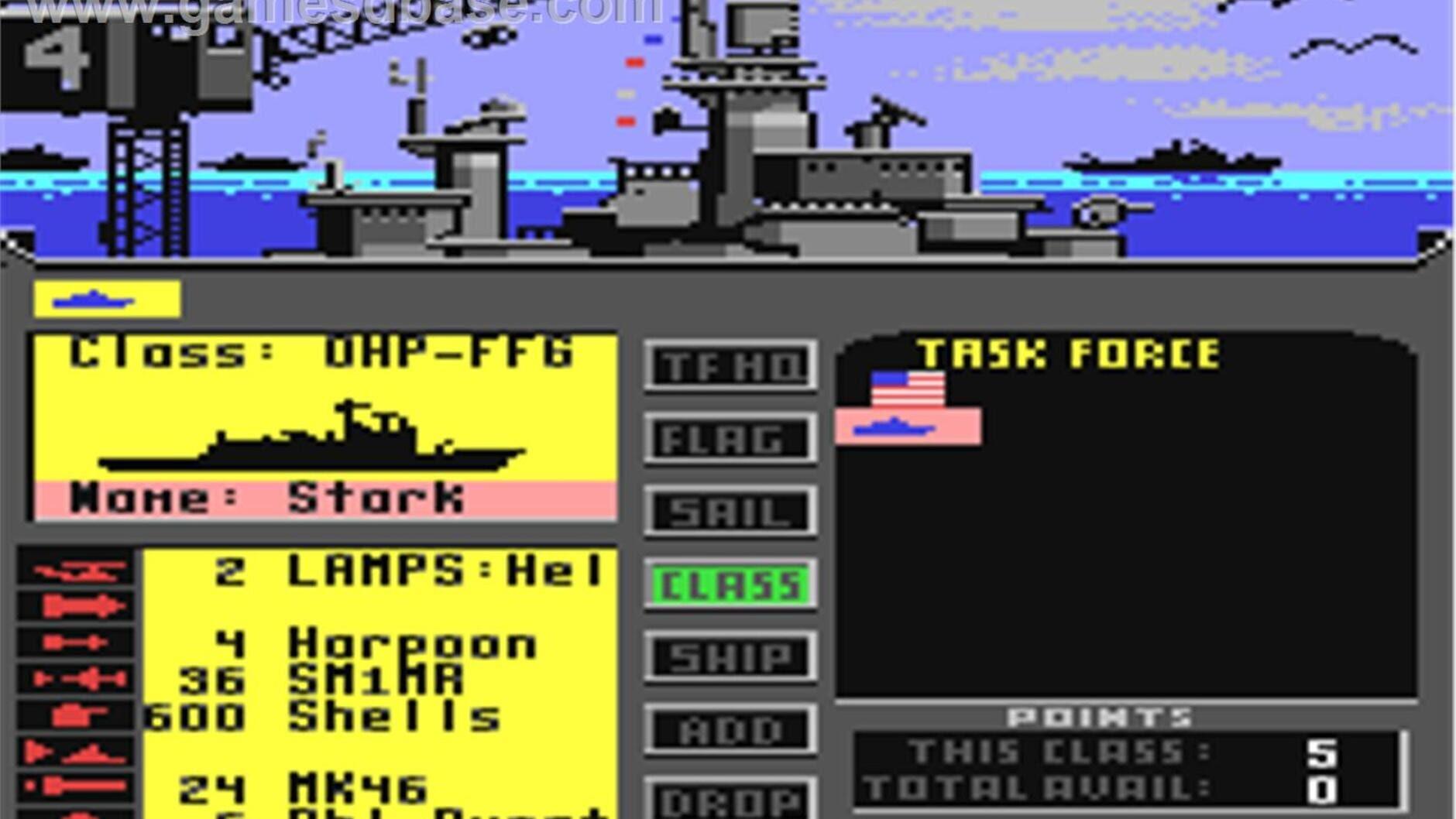 Strike Fleet - 0