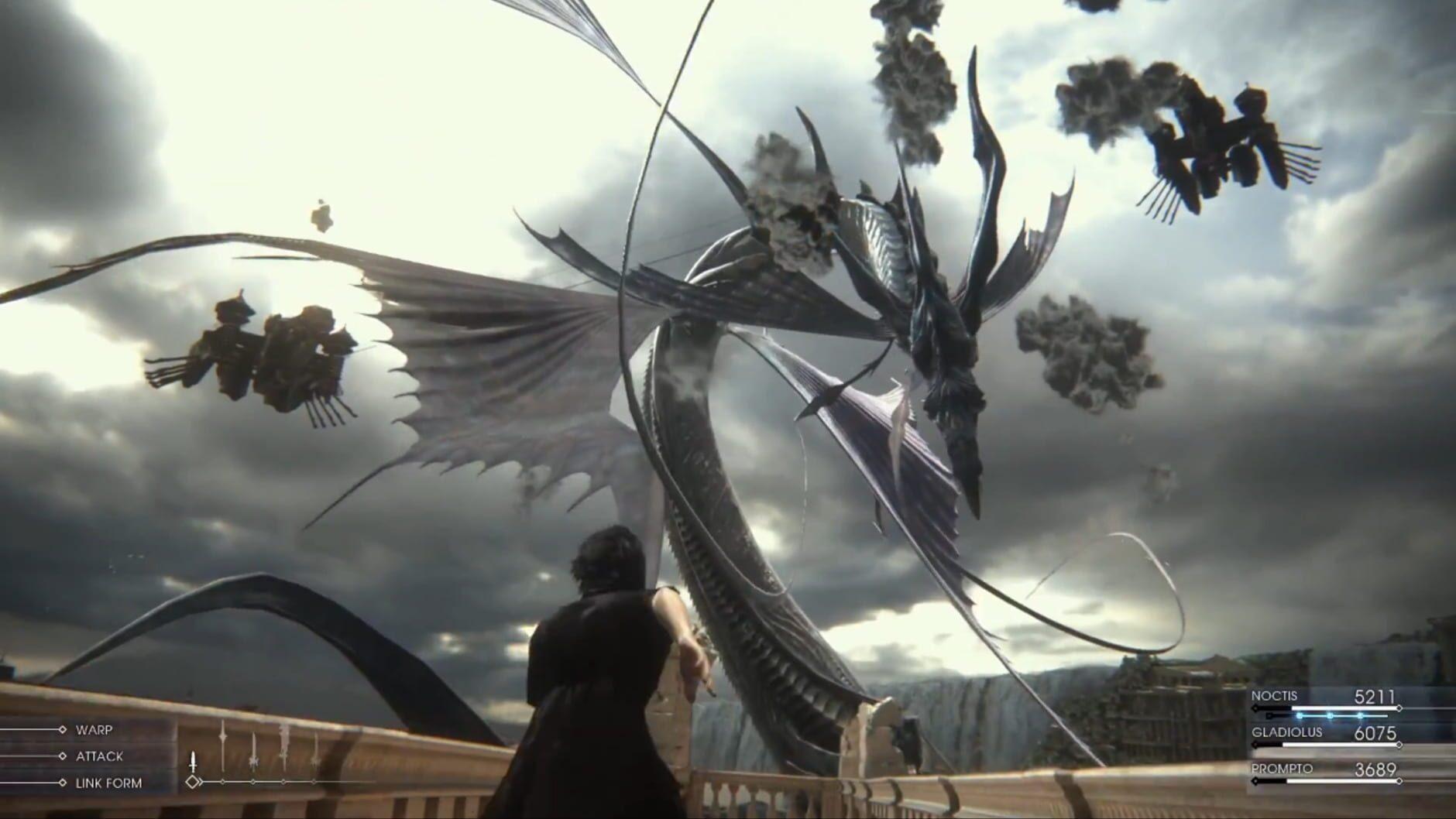 Final Fantasy XV - 4