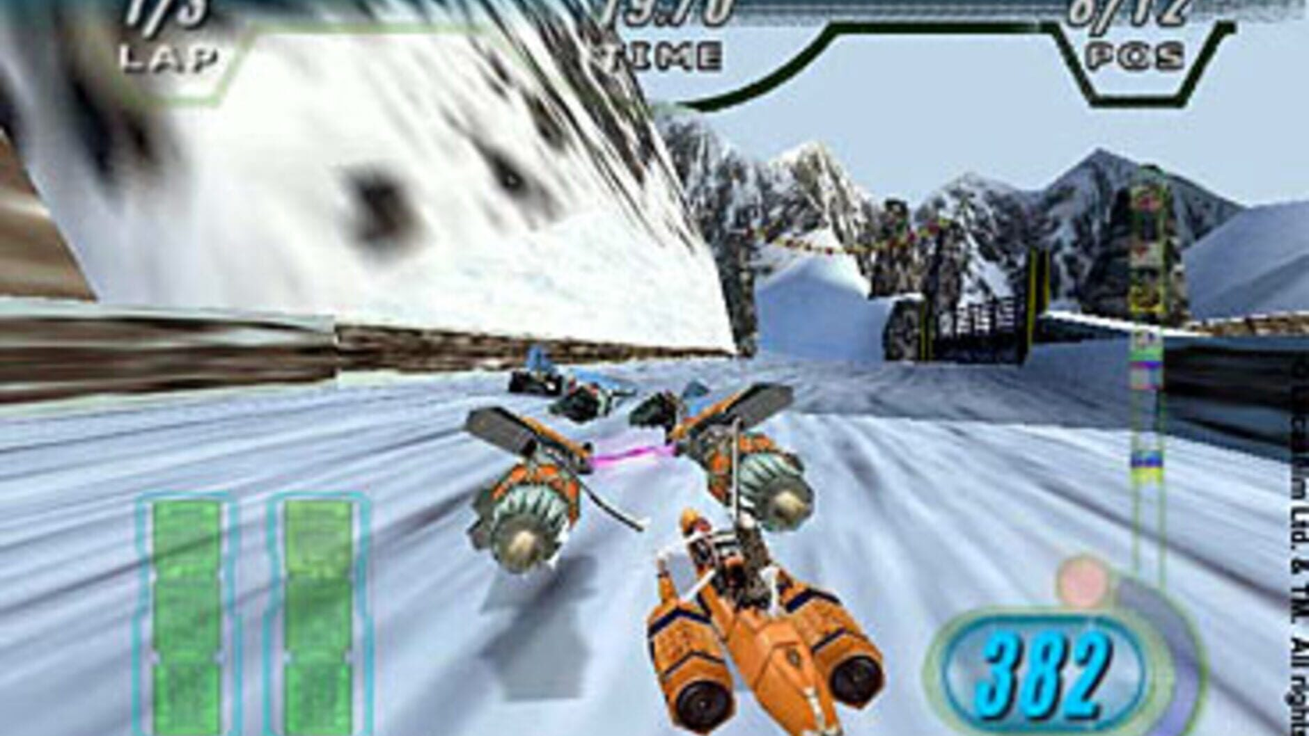 Star Wars: Episode I - Racer - 1