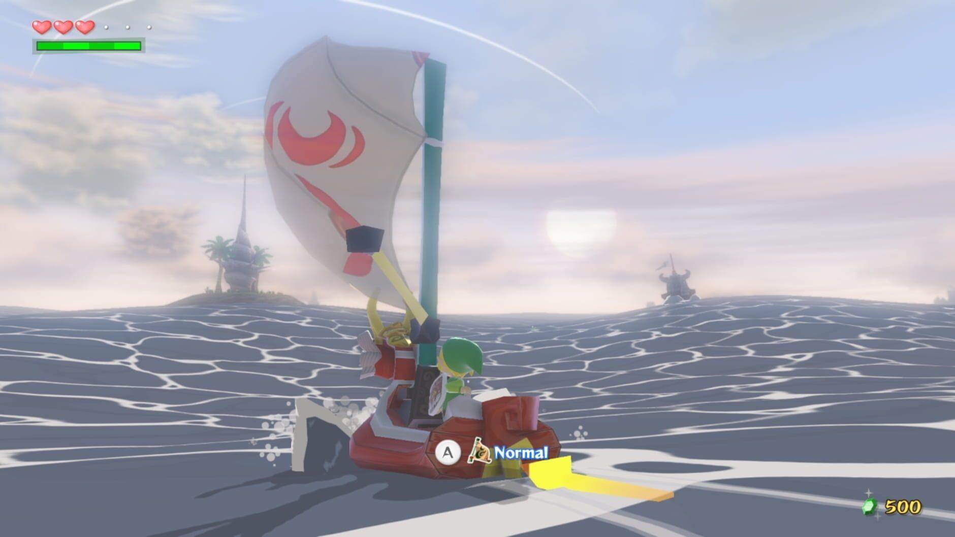 The Legend of Zelda: The Wind Waker HD - 1