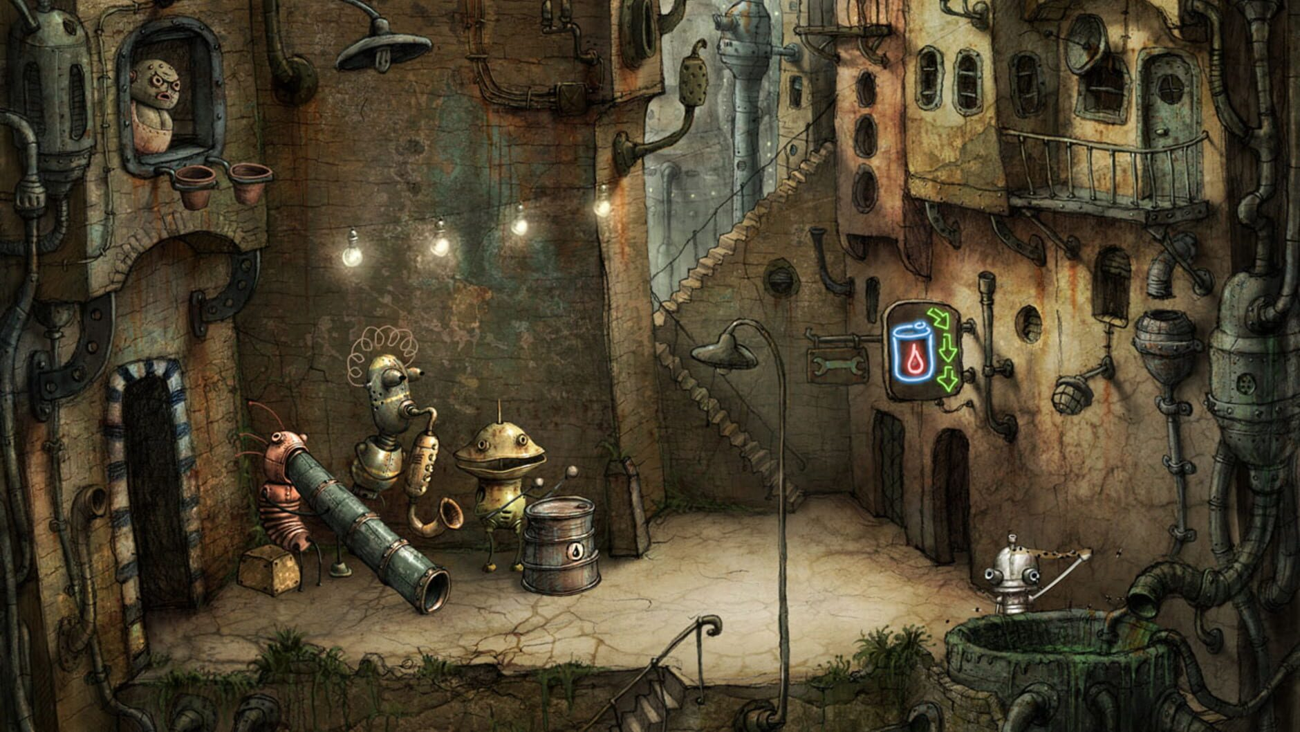 Machinarium - 4