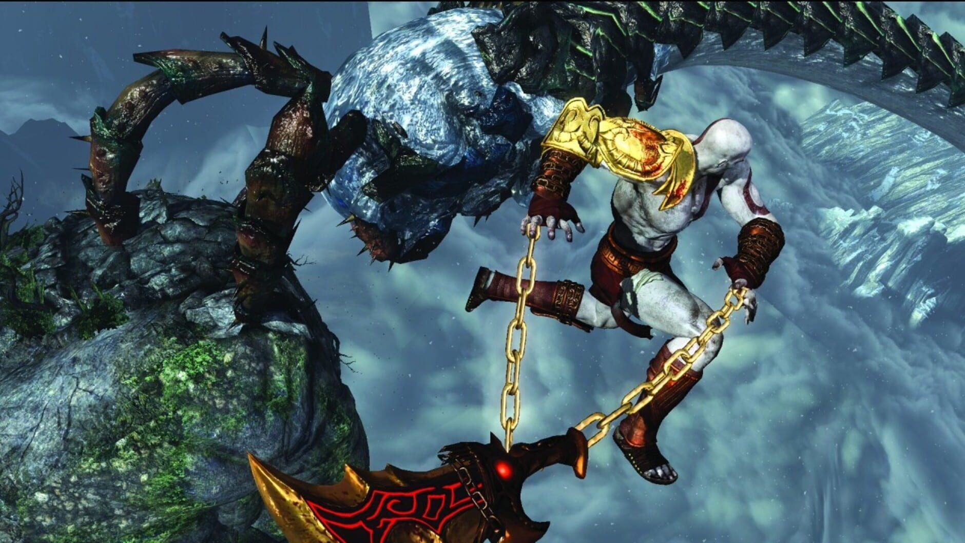 God of War III - 1