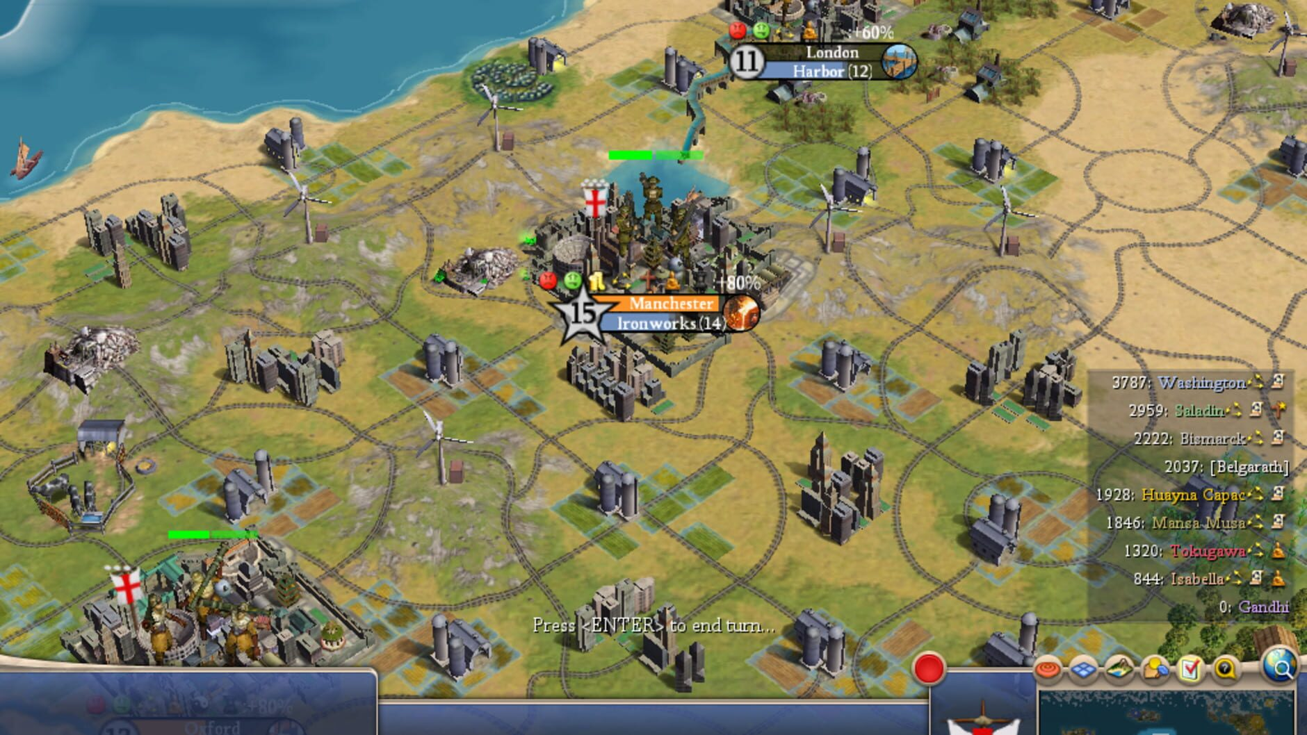 Sid Meier's Civilization IV - 4