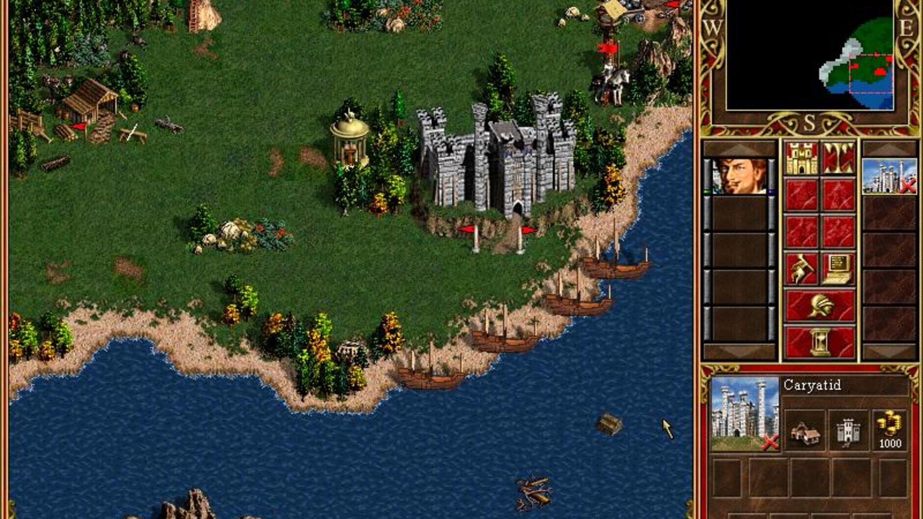 Heroes of Might and Magic III: Armageddon's Blade - 1