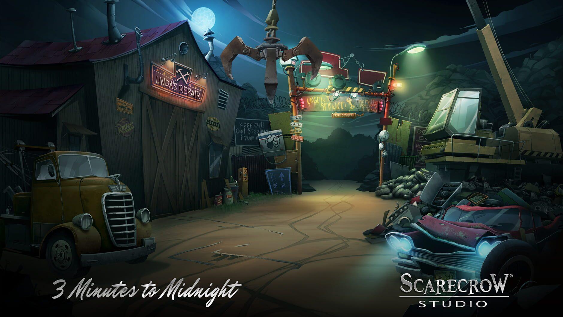 3 Minutes to Midnight - 4