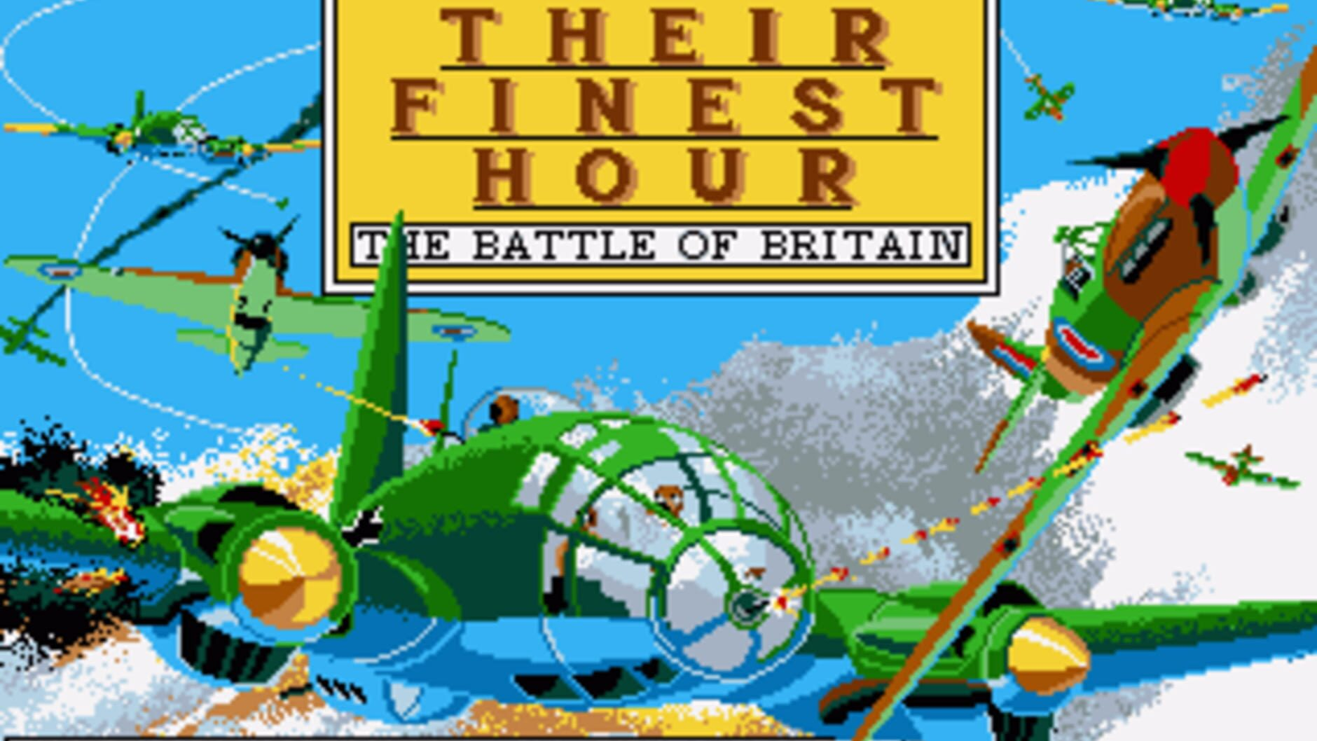 Their Finest Hour: The Battle of Britain - 0