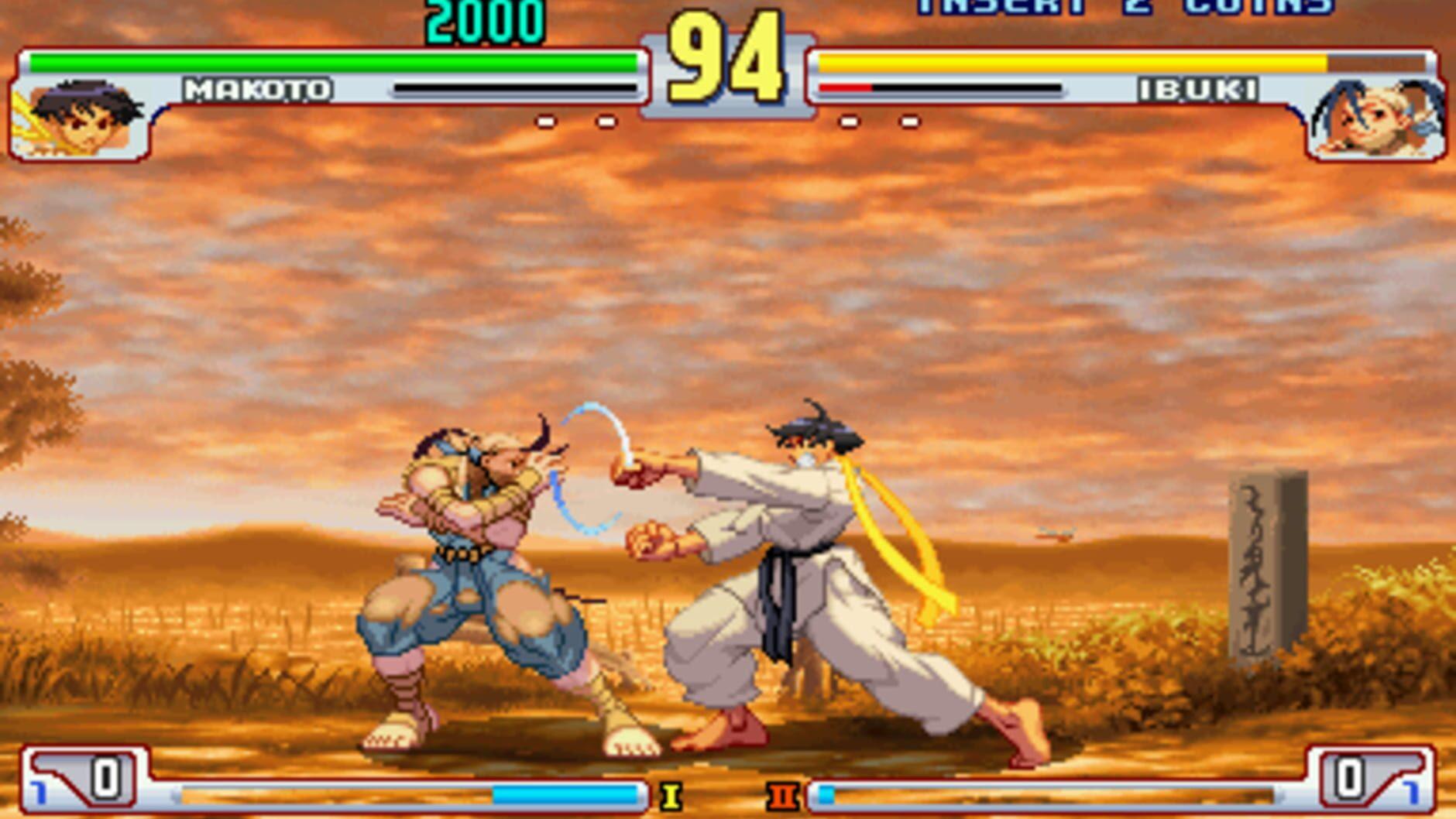 Street Fighter III: 3rd Strike - 1