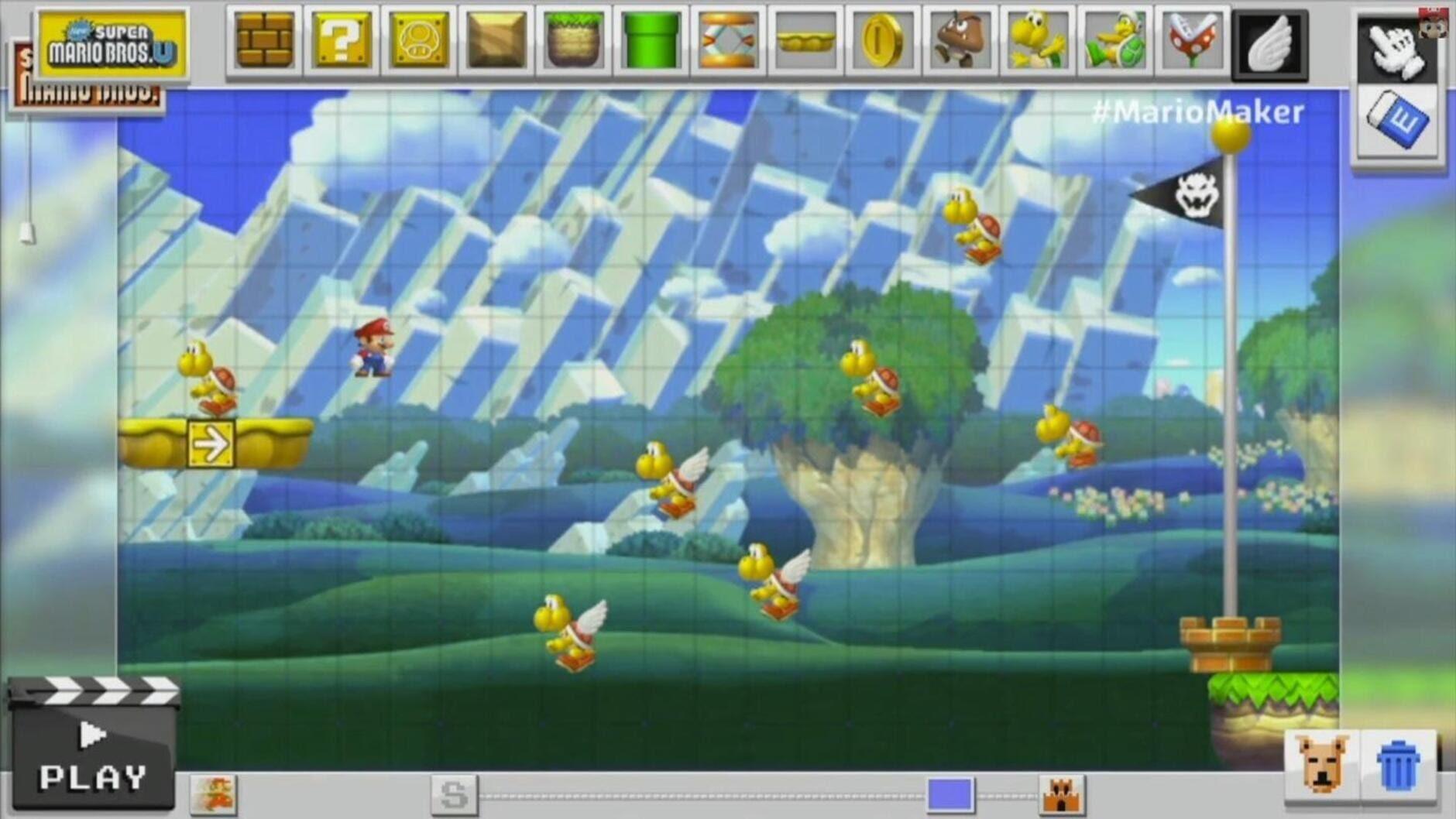 Super Mario Maker - 0