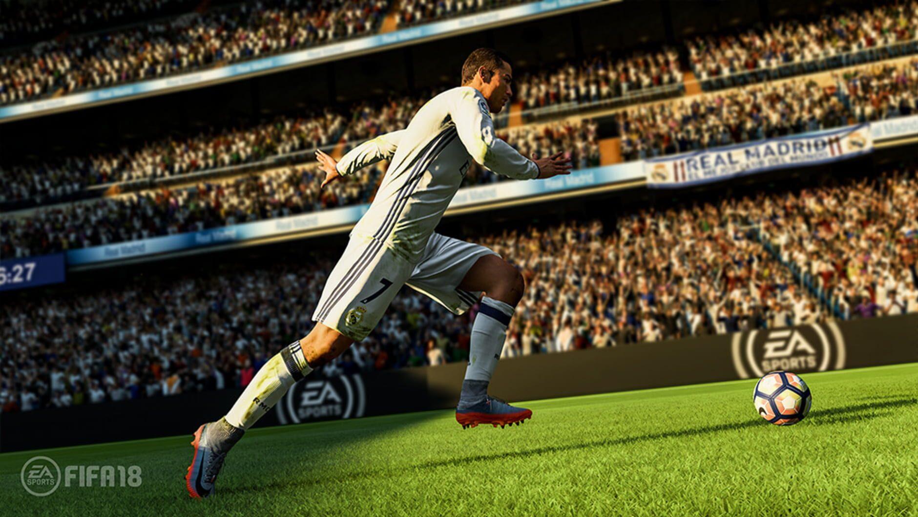 FIFA 18 - 1