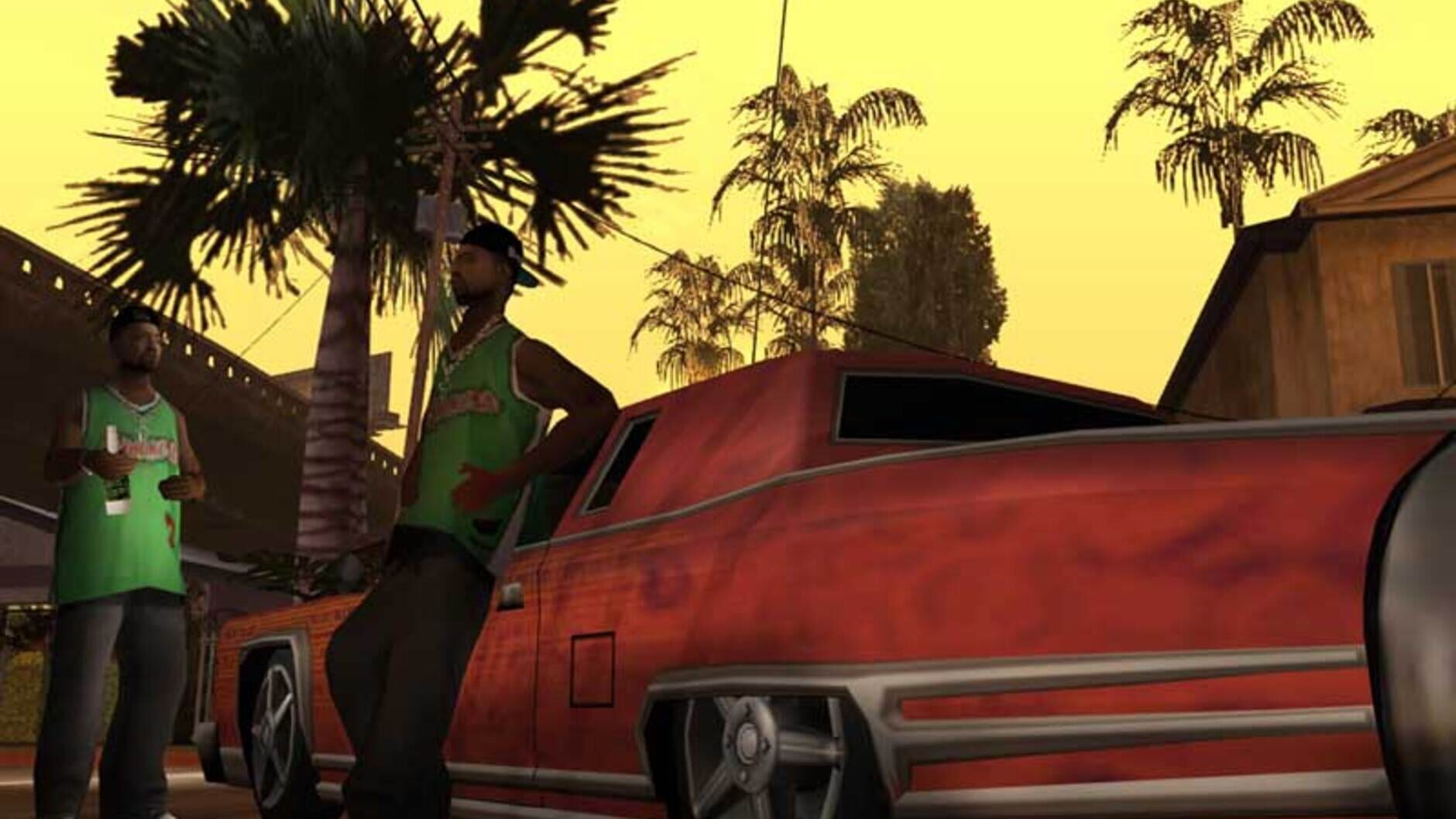 Grand Theft Auto: San Andreas - 4