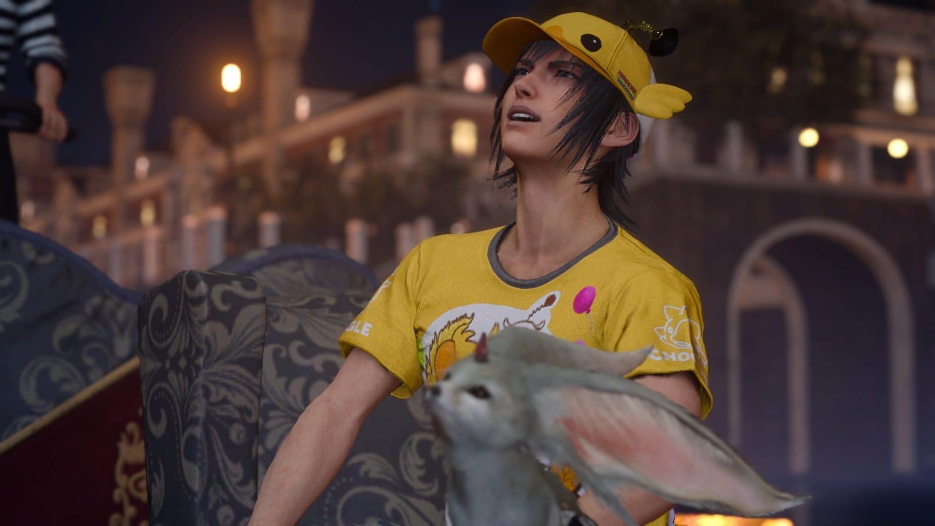 Final Fantasy XV - 0