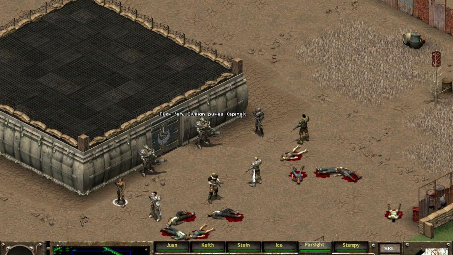 Fallout Tactics: Brotherhood Of Steel - 3