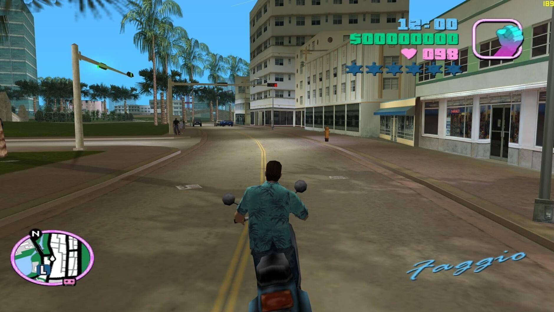 Grand Theft Auto: Vice City - 1