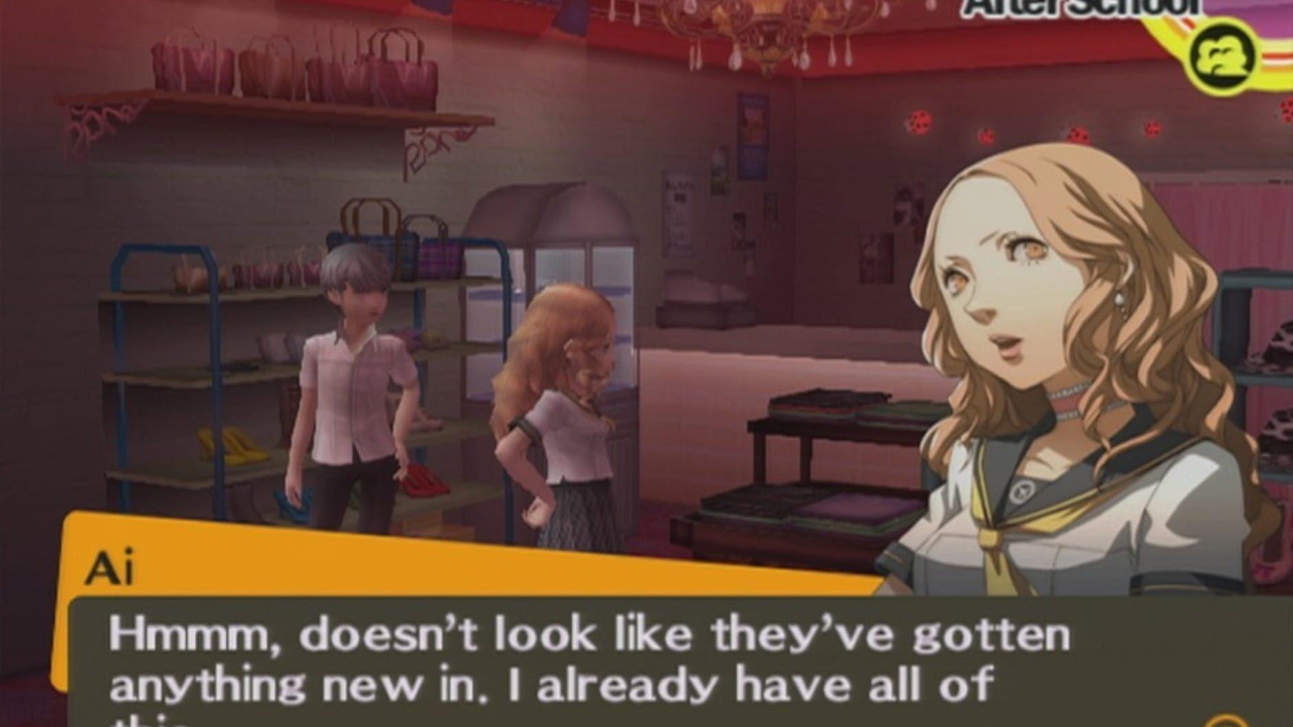 Shin Megami Tensei: Persona 4 - 3