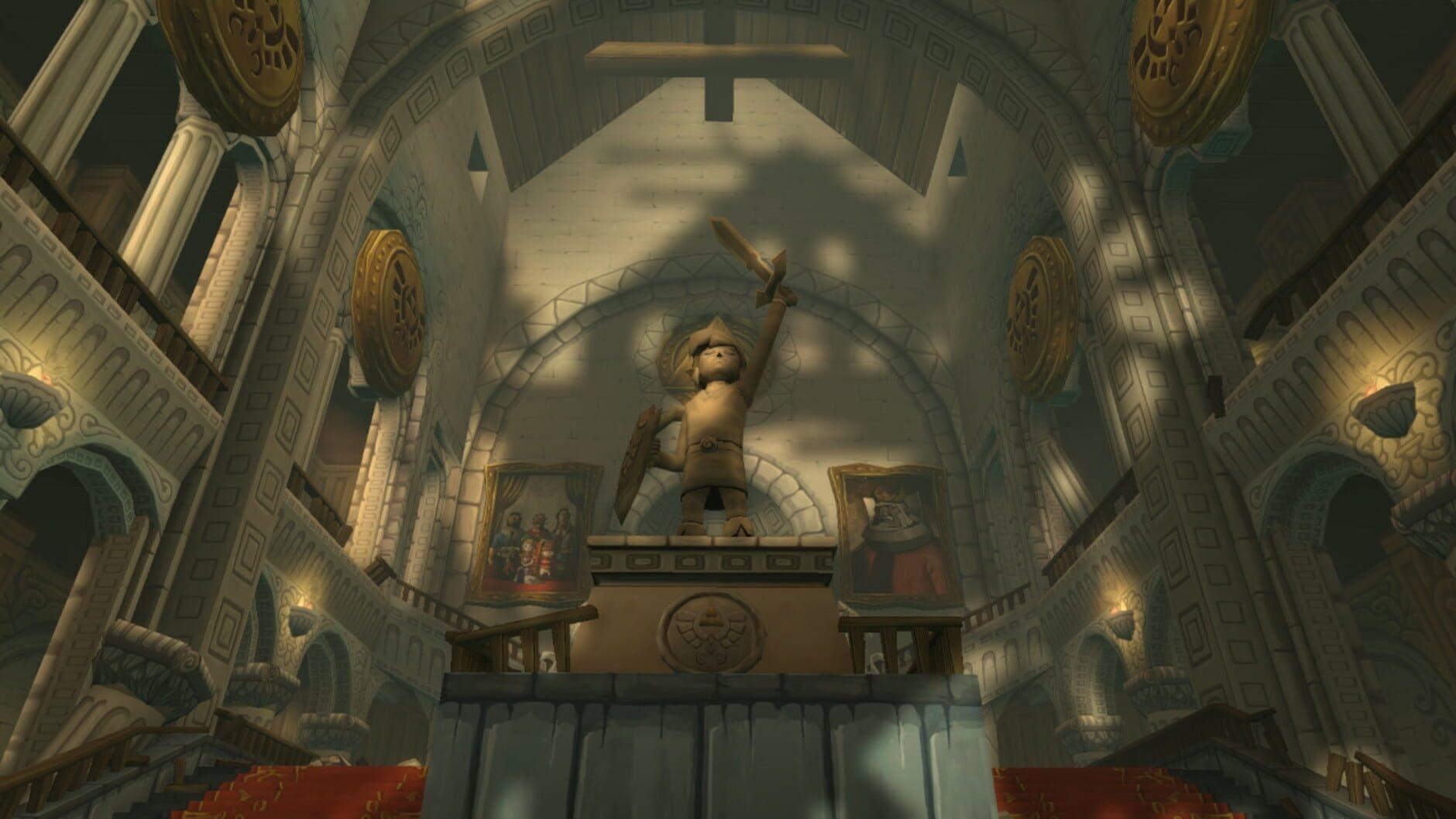 The Legend of Zelda: The Wind Waker HD - 0