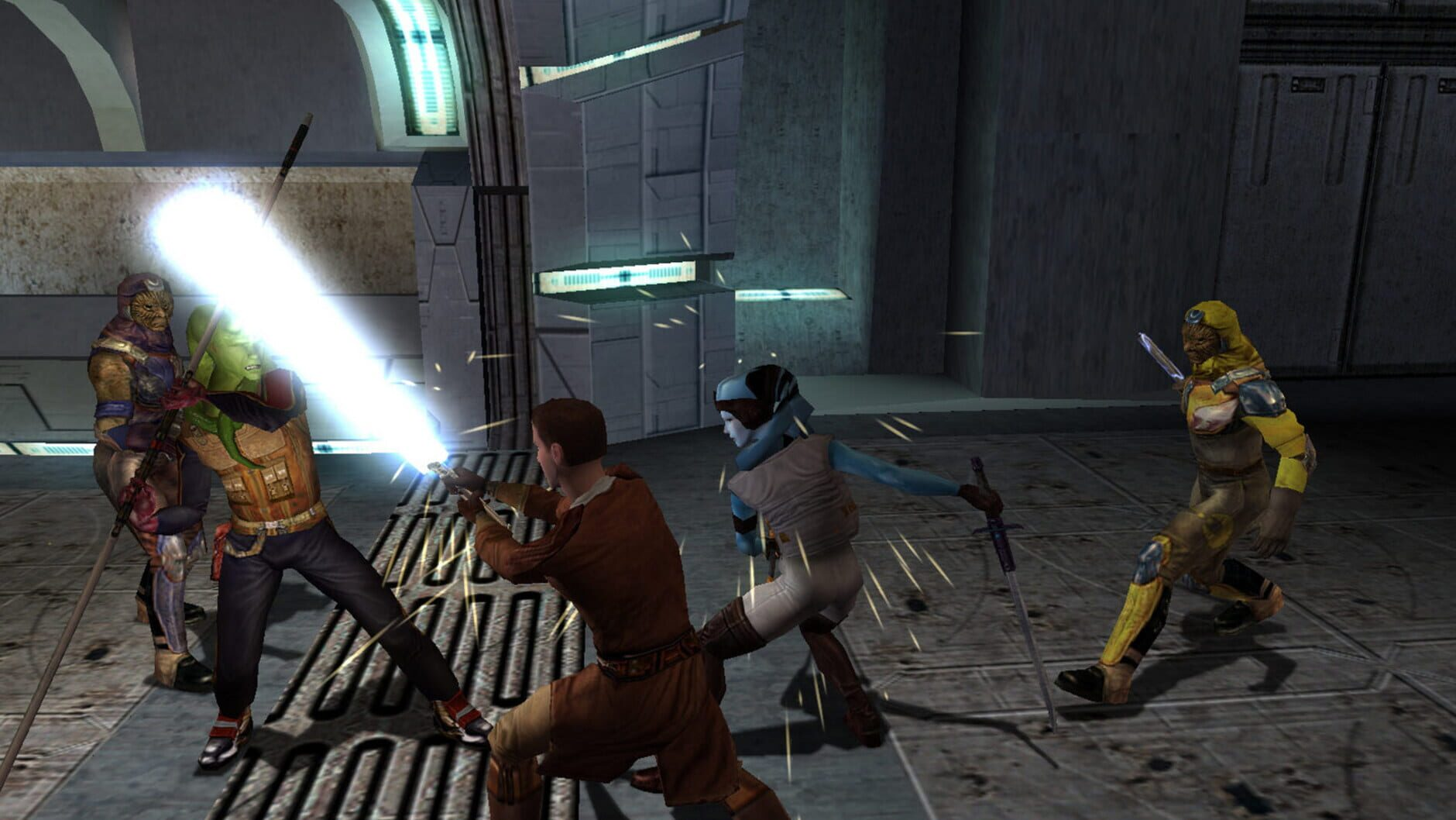 Star Wars: Knights of the Old Republic - 1