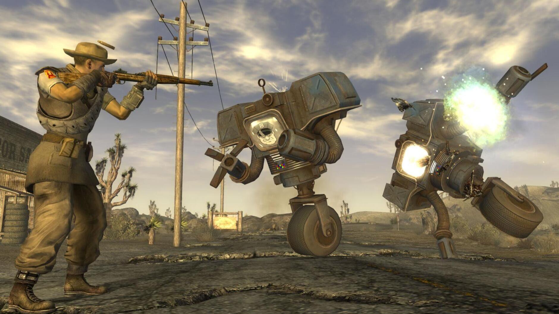 Fallout: New Vegas - 4