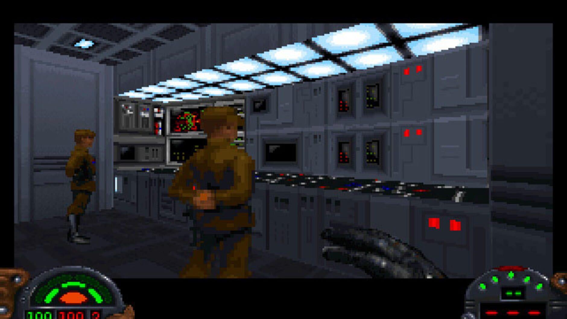 Star Wars: Dark Forces - 0
