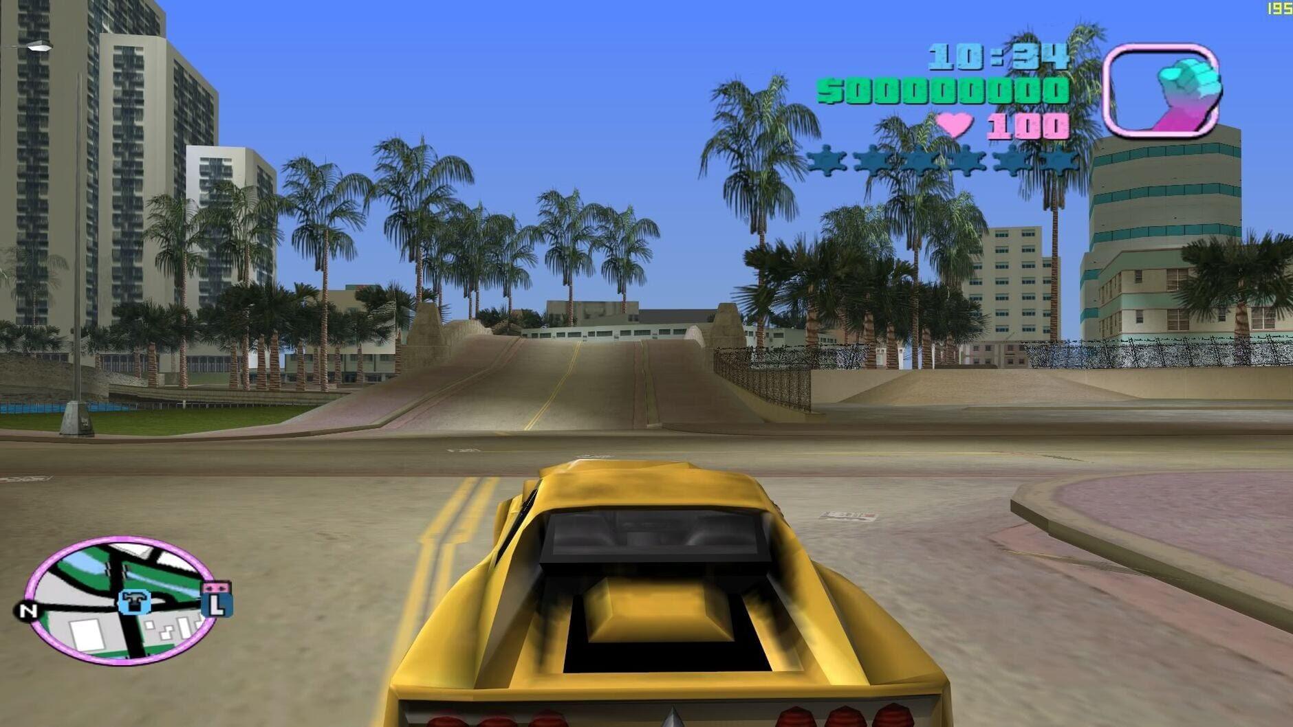 Grand Theft Auto: Vice City - 4