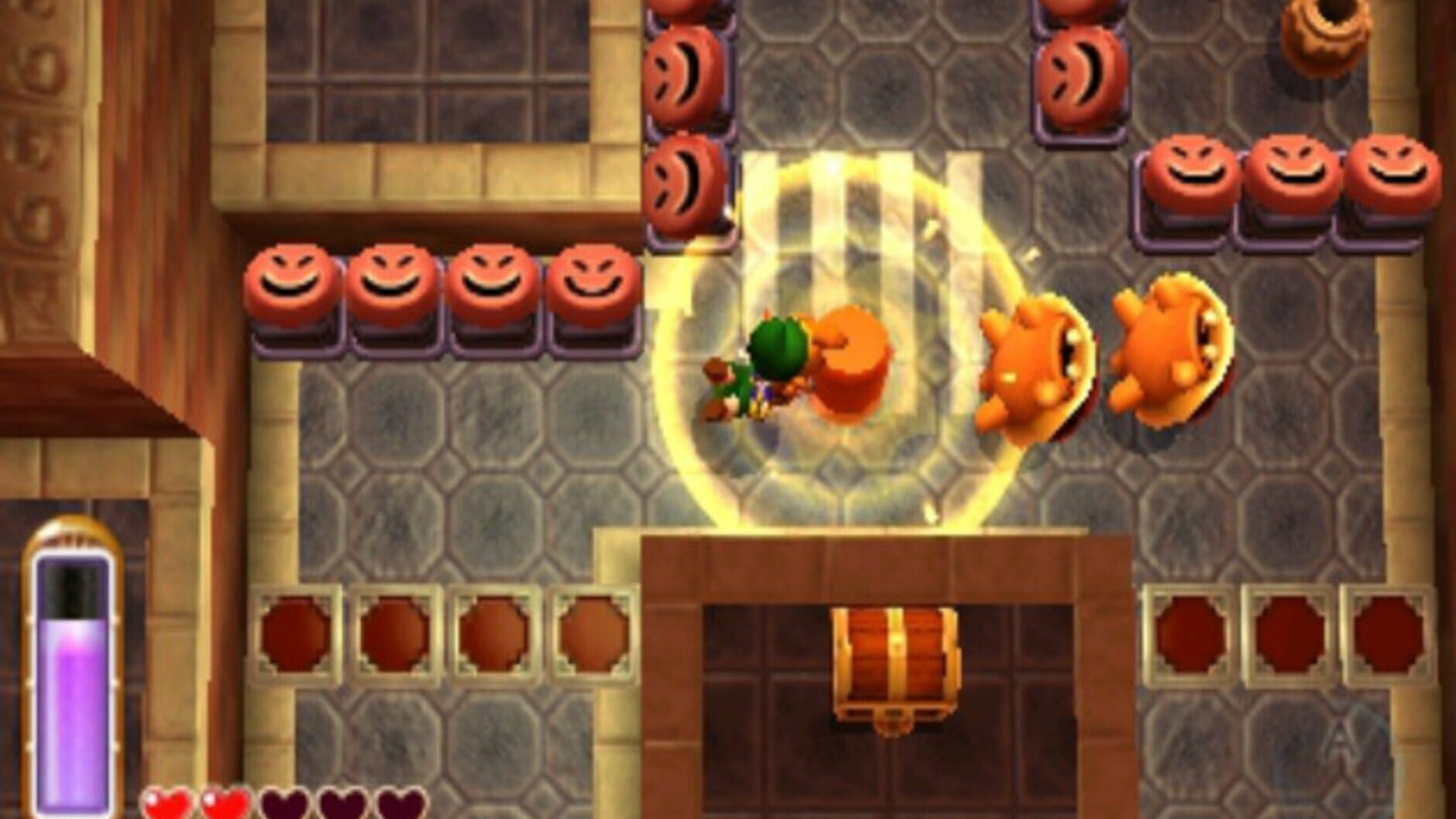 The Legend of Zelda: A Link Between Worlds - 0